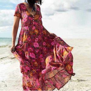 Floral Maxi Dress Very similar than Spell original